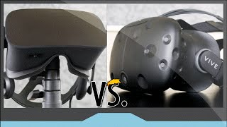 Oculus Rift vs. HTC Vive: Which Should You Buy?