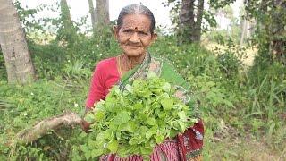 How To Cook Thotakura Curry in Grandma's Style || Myna Street Food || Food Info