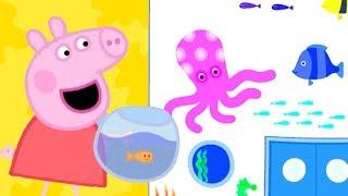Peppa Pig en Español Episodios completos | LA TORTUGA DE LA DOCTORA HAMSTER | Pepa la cerdita