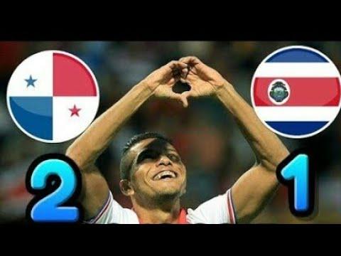 [HD] HIGHLIGHTS FULL GOAL PANAMA 2 - 1 COSTA RICA KUALIFIKASI PIALA DUNIA 2018