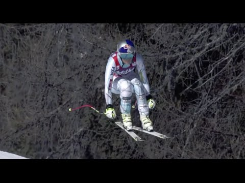 Vonn Breaks Downhill Record - Cortina