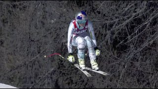 Vonn Breaks Downhill Record - Cortina