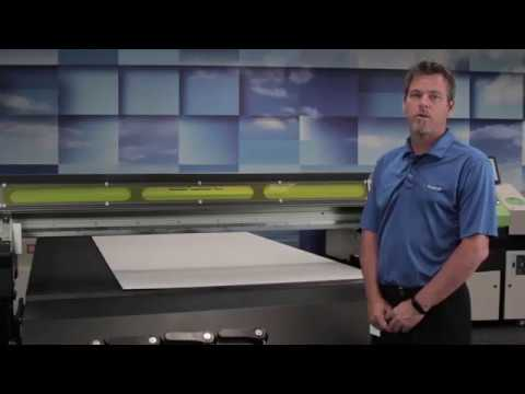 Pin Registration - Roland VersaUV LEJ-640FT
