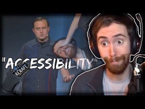 """Asmongold Reacts to """"World of Warcraft is Garbage - An Essay"""" by mash"""