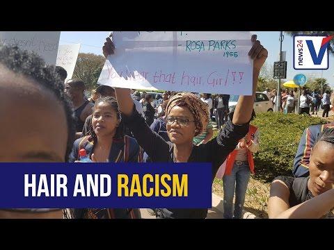 WATCH: Pretoria girls bring school to standstill amid racism allegations