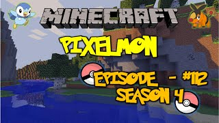 Minecraft: Pixelmon - Эпизод 112 - Создаем быстрые телепорты (Pokemon Mod)