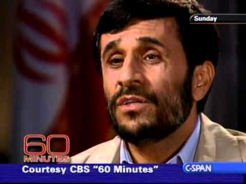 08/08/2006 President Ahmadinejad Interview