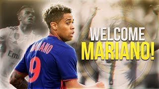 MARIANO DIAZ Welcome to Real Madrid - Skills &amp Goals 2018 HD
