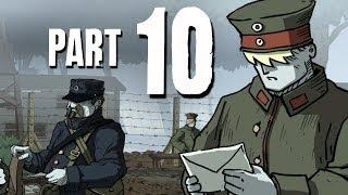 Valiant Hearts Walkthrough Part 10 - Chapter 3 - PRISONER OF WAR