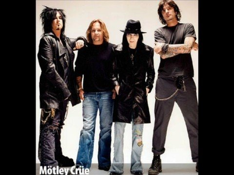 Mötley Crüe- Anarchy In The UK mp3