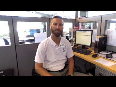 Meet Our Staff - Eric Wallace - Sales & Leasing Consultant