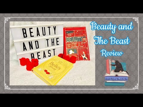 BEAUTY AND THE BEAST REVIEW - SPOILER FREE - FANTASTIC BOOKS