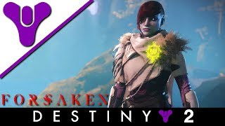 Destiny 2 Forsaken - Gebrochener Kurier - Let