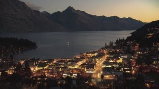 Visit Queenstown, New Zealand
