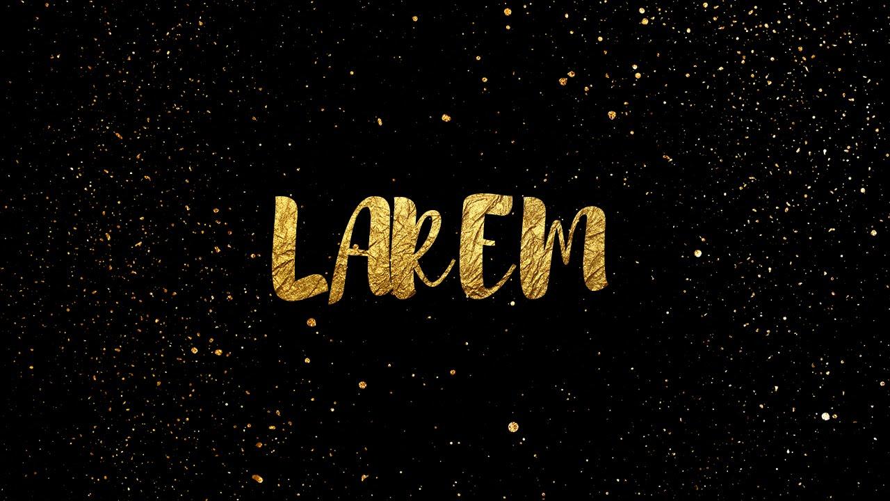 Gold text effect photoshop photoshop tutorials youtube baditri Images