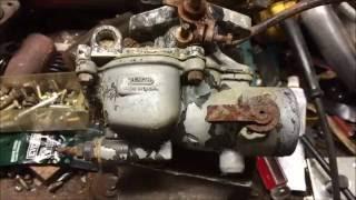 1959 gravely li part 5 carb rebuild part 1
