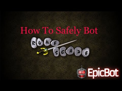 [OSRS/RS3] - Best Free Botting #2 How To Safely Bot In Old School Runescape