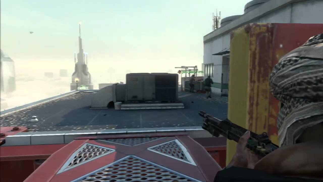 CALL OF DUTY BLACK OPS 2 EPIC FAIL - YouTube