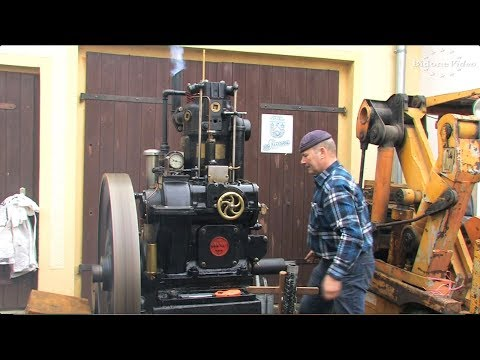 Stationärmotoren in Großpösna 2018 3-4 Stationary Engine Rally from YouTube · Duration:  10 minutes 40 seconds