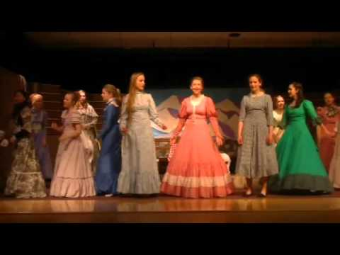 BHS 2014 Seven Brides for Seven Brothers