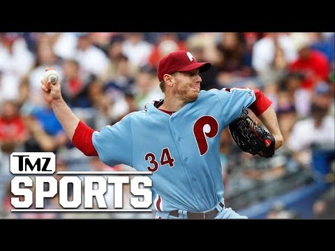 Retired MLB Star Roy Halladay Dead at 40 in Plane Crash | TMZ Sports