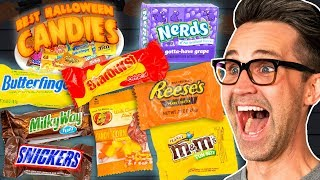 Download Best Halloween Candy Taste Test (Day 1) Mp3 and Videos