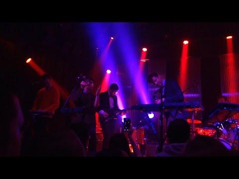 STRFKR - Head Over Heels (Tears for Fears cover) (w/ Blackbird Blackbird) - Live in San Francisco