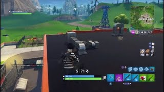 New Robber Skin Lead To Victory (Fortnite battle royal )