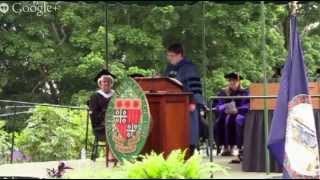 Sweet Briar College 2013 Graduation