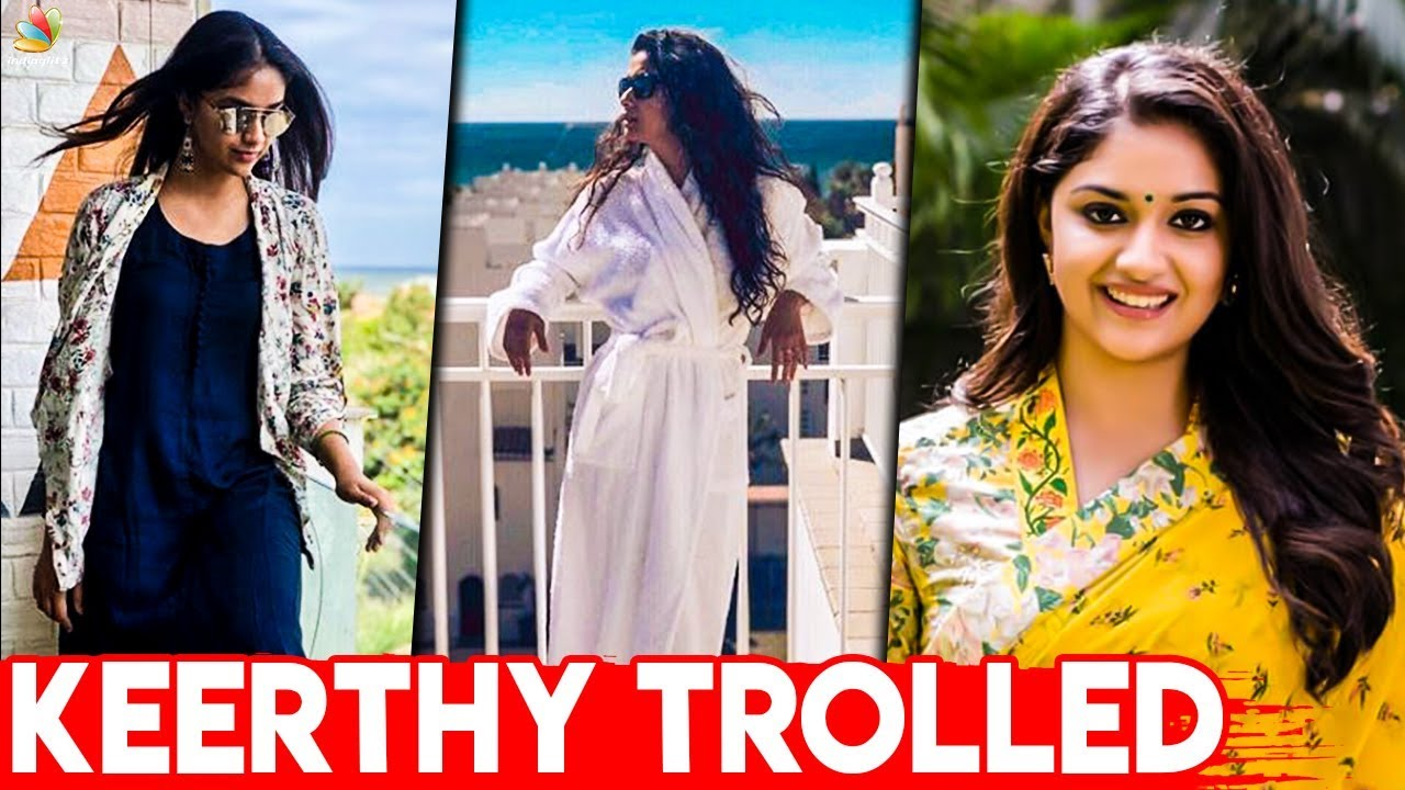 Keerthy Trolled For Her Weight Loss I Latest Tamil Cinema News