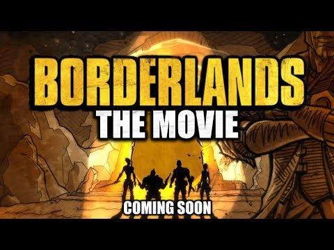Borderlands The Movie - EVERYTHING WE KNOW - YouTube