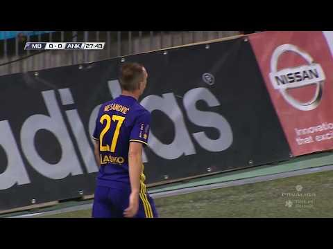 NK MARIBOR - ANKARAN 1:0 (1:0)