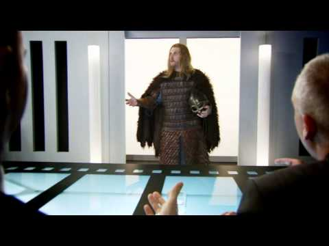 Horrible Histories  Viking Leif Erikson ; Discovering America  IN 1002