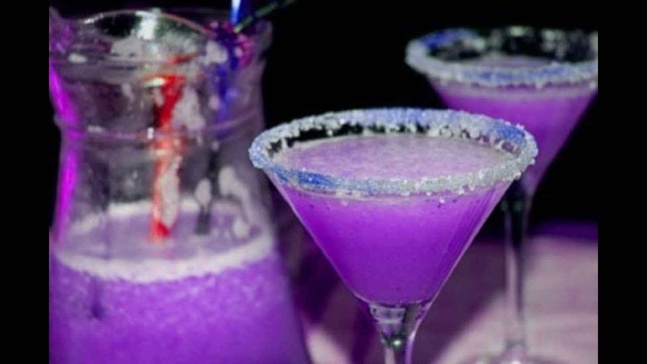 Drinks With Wedding Cake Vodka