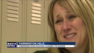Harrison High School In Farmington Hills Closing Down After 49 Years