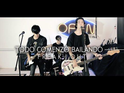 Freak Out - Todo Comenzó Bailando (Marama Pop Rock Cover)
