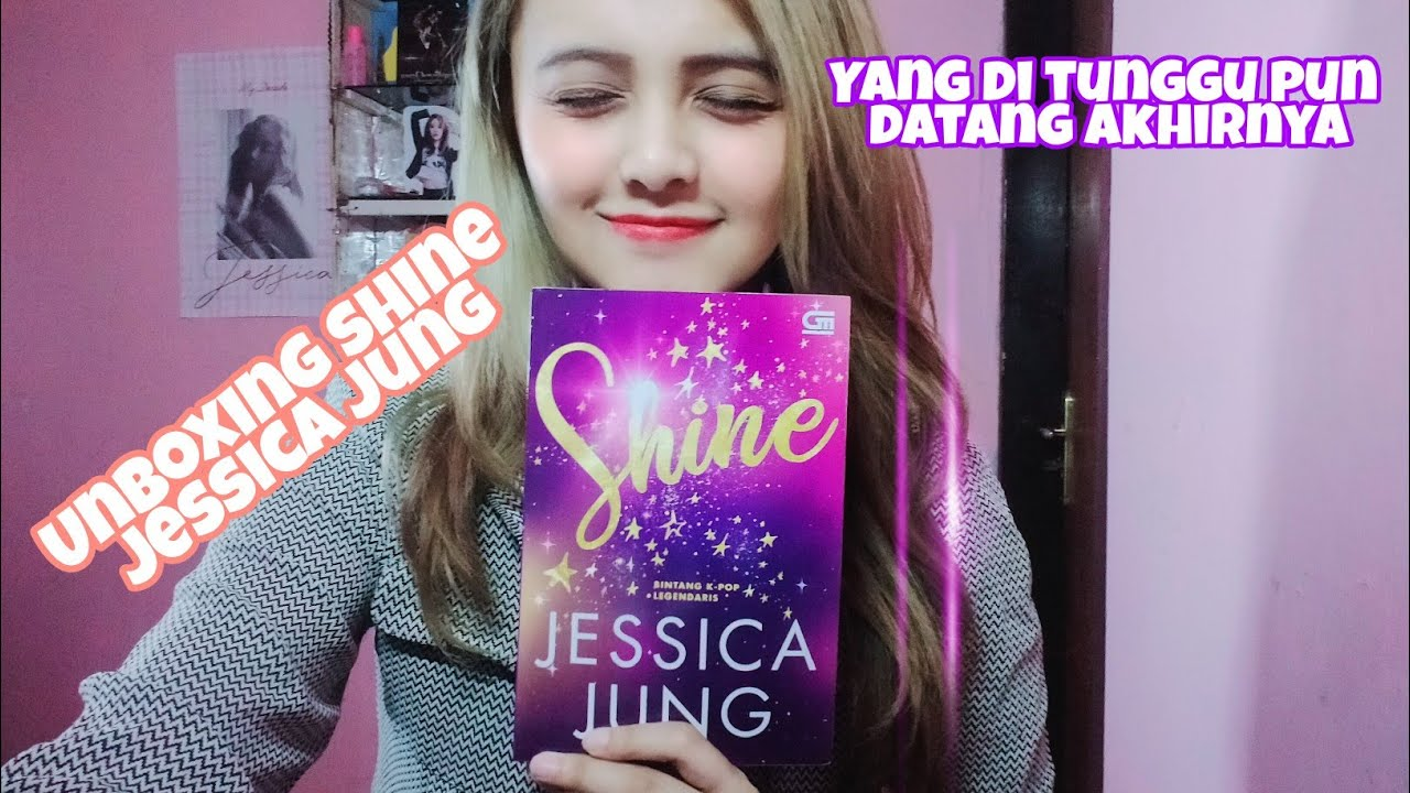 Shine Jessica Jung Akhirnya Datang Youtube