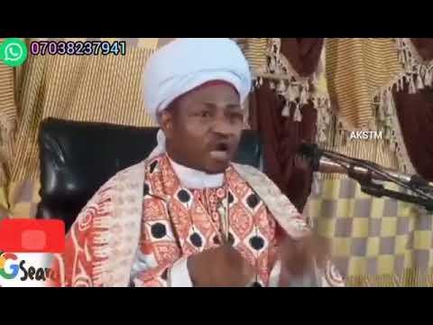 Download Sheikh Dr Abduljabbar Ya Fito Yawo Gaba Gadi Babu Mai lya Jijjigashi ldan Kuma Akwai To Bissmillah.!