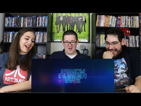 Ready Player One - Comic-Con Trailer Reaction / Review