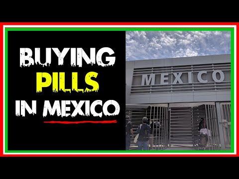 Buying Drugs In Mexico (Extremely Dangerous)