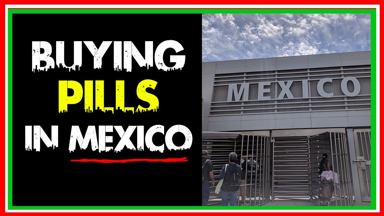 First Time Buying Drugs In Mexico (Extremely Dangerous