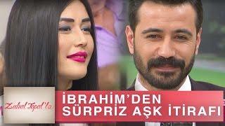 Zuhal Topal'la 191. Bölüm (HD) | İbrahim, Gönlündeki Locadaki O İsmi Açıkladı!