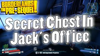 Borderlands: The Pre-Sequel | Secret Chest In Jack