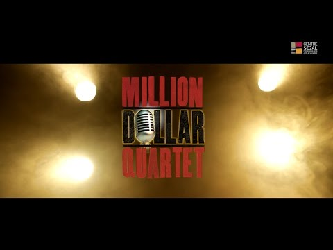 Million Dollar Quartet in Montreal April 23-May 21!