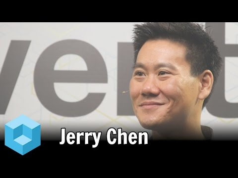 Jerry Chen, Greylock | AWS re:Invent 2015