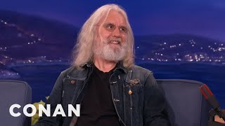 Billy Connolly's Craziest Drunkest Story  CONAN on TBS