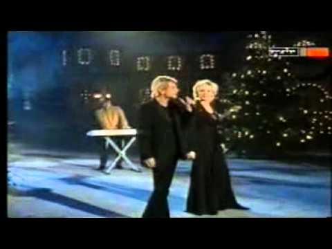 Matthias Reim mit Inka Bause im Duett 2003