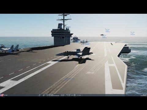 中国機動部隊VS米機動部隊 DCSWorld2