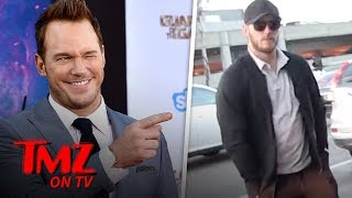 Chris Pratt Is Very Excited To Be Engaged | TMZ TV