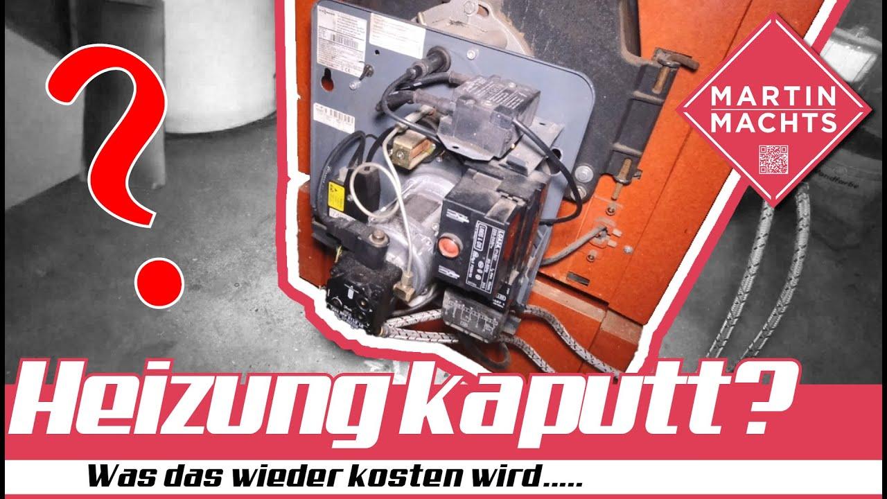 Heizung kaputt - Schlafzimmer Bad elektrischer Rolladen Zaunbau  - Martins DIY Vlog 0003